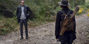 Negan - Maggie - The Walking Dead
