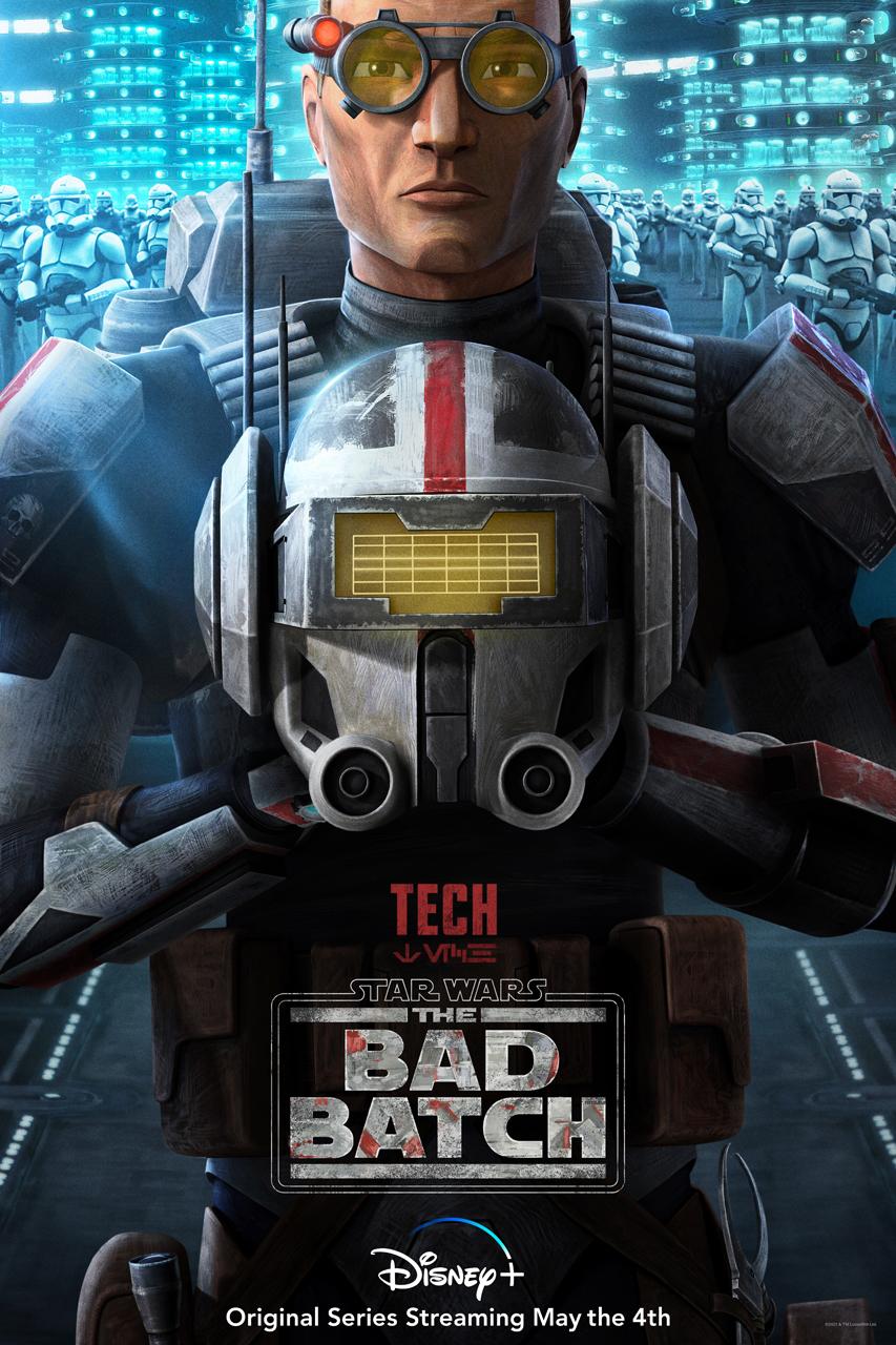 the bad batch tech
