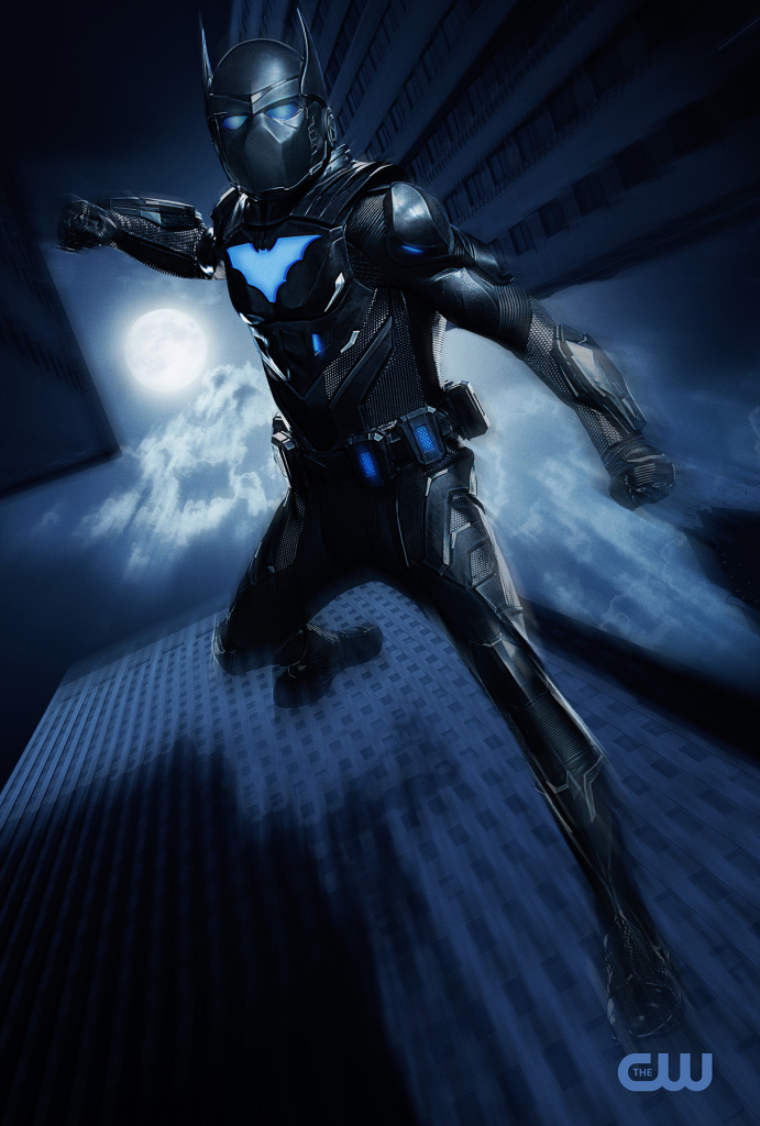 Batwoman -- Image Number: BWNS2_CarmusJ_Batwing2-JM—051021-0001 -- Pictured: Camrus Johnson as Batwing -- Photo: Justina Mintz/The CW -- © 2021 The CW Network, LLC. All Rights Reserved.