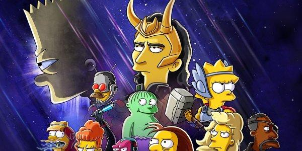 I Simpson - Loki