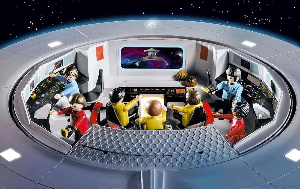 Playmobil - Star Trek