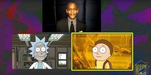 Rick and Morty - Comic-Con