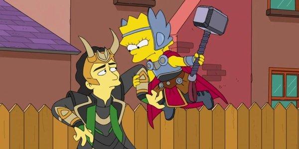 Simpson - Loki