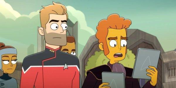 Star Trek Lower Decks Seconda Stagione