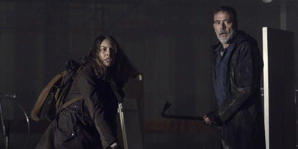 The Walking Dead - Negan e Maggie