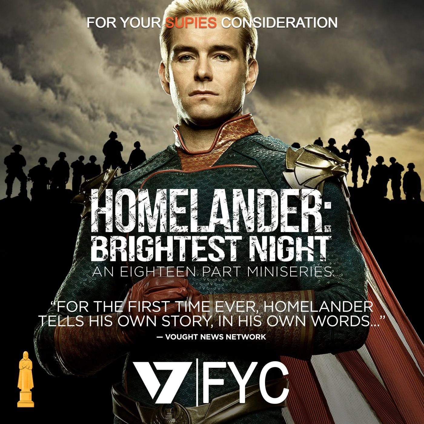 homelander brightest star