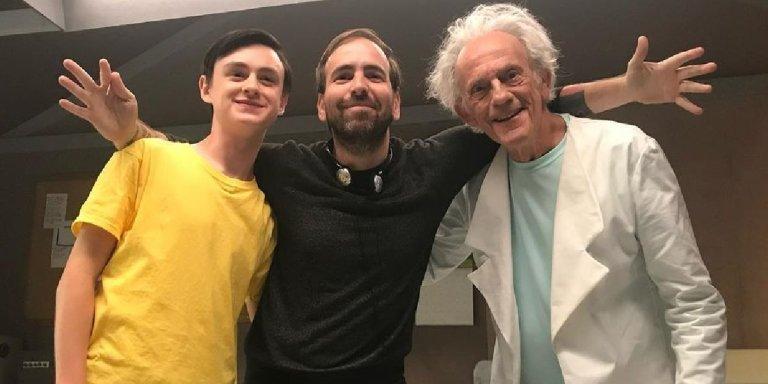 Rick and Morty Lloyd