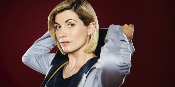 Doctor Who Whittaker