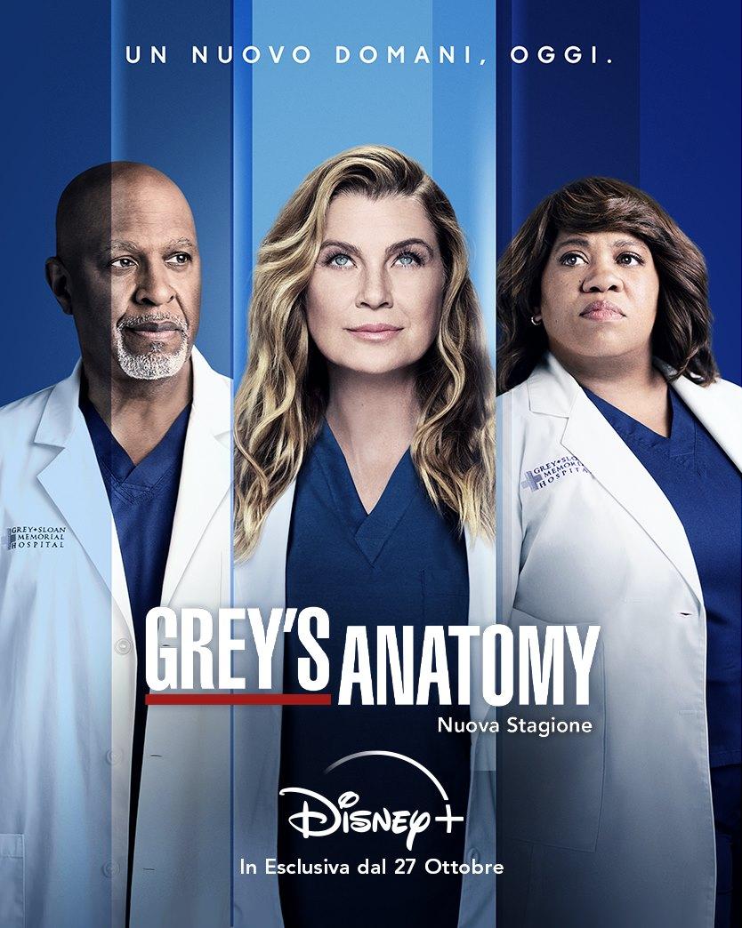 Grey's Anatomy - Poster