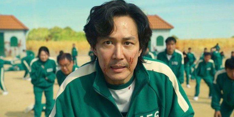 Lee Jung-jae Squid Game