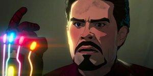 tony stark what if