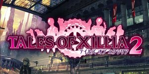 Tales of Xillia 2 - Logo