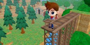 Harvest Moon The Lost Valley - screenshot