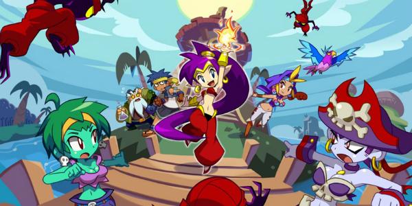 Shantae: Half-Genie Hero banner