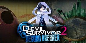 Shin Megami Tensei: Devil Survivor 2 Record Breaker banner