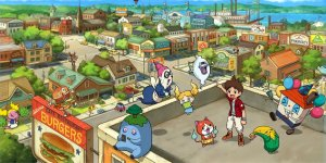 Yo-kai Watch 3 banner