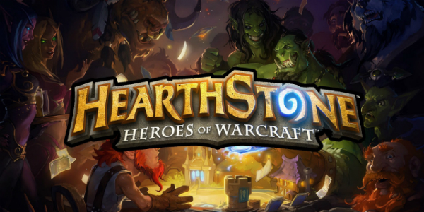 Hearthstone: Heroes of Warcraft banner