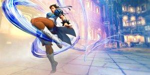 Street Fighter V Chun-Li banner