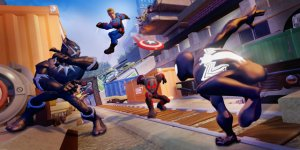 Disney Infinity 3.0: Play Without Limits Marvel Battlegrounds banner