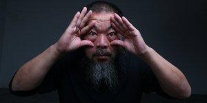 Ai Weiwei banner