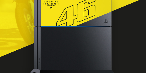 Valentino Rossi The Game edizione limitata PlayStation 4 banner