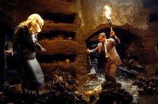 Uncharted 4: Fine di un ladro Indiana Jones catacombe