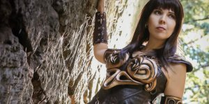 Banner Xena Cosplay