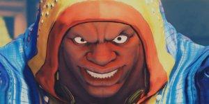 Street Fighter V Balrog banner
