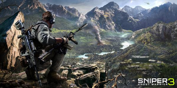Sniper Ghost Warrior 3 banner