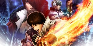 The King of Fighters XIV banner