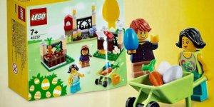 Banner LEGO Seasonal Easter Egg Hunt