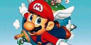 Super Mario 64 megaslide