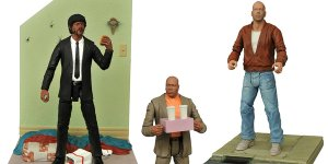 Banner Pulp Fiction Action Figure Diamond Select Toys