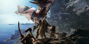 Monster Hunter: World banner scheda