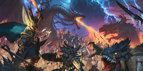 Total War: Warhammer II banner