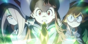 Little Witch Academia: Chamber of Time banner