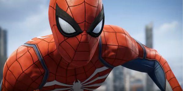 Marvel's Spider-Man banner