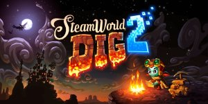 SteamWorld Dig 2 banner