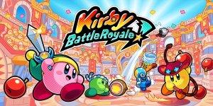 Kirby Battle Royale banner