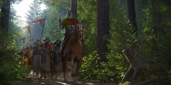 Kingdom Come: Deliverance banner