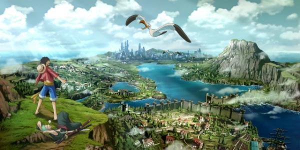 One Piece World Seeker banner