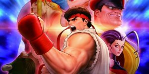 Street Fighter 30th Anniversary Collection banner