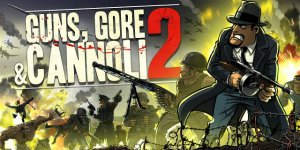 Guns, Gore and Cannoli 2 banner
