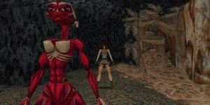 Tomb Raider momenti strani megaslide