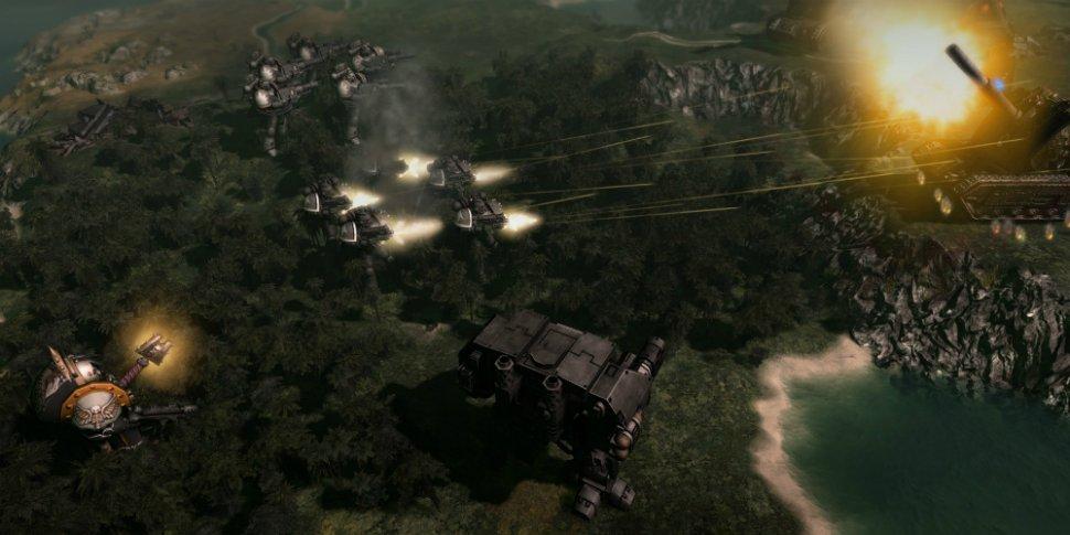 Warhammer 40,000: Gladius - Relics of War megaslide