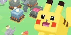 Pokémon Quest megaslide