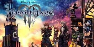 Kingdom Hearts III banner