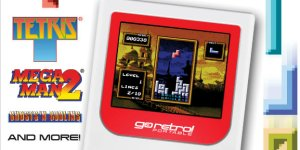 Go Retro! Portable banner