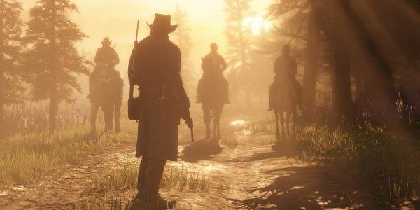 Red Dead Redemption 2 banner