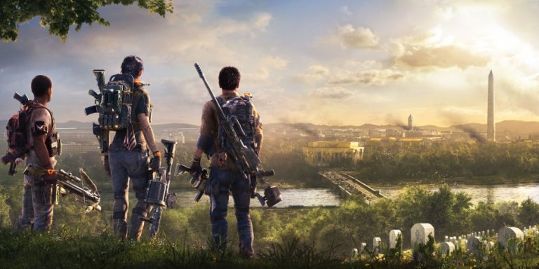 Tom Clancy's The Division 2 megaslide
